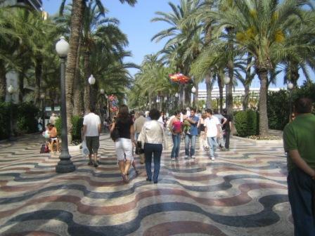Alicante La Explanada