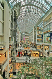 Eaton Centre Toronto