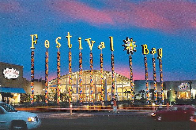 Festival Bay Mall
