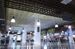 Instalaciones del Aeropuerto de Ibiza