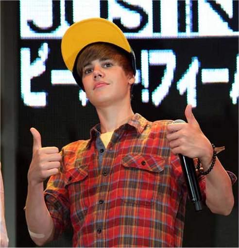 Justin Bieber en Concierto