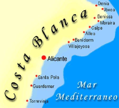 Alicante / La Costa Blanca