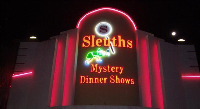 Mystery-Dinner Shows, Orlando