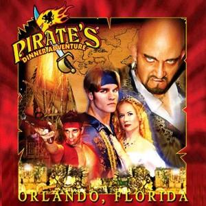 Pirates Dinner Adventure Cena Show