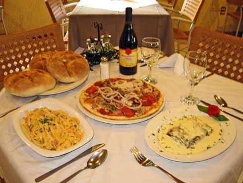 Pizzerias y trattorias de Florencia