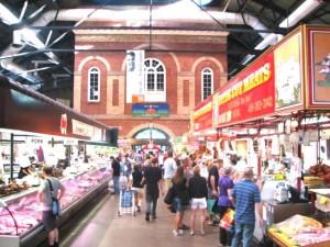 St. Lawrence Market Toronto