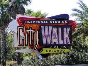 Universal City Walk, Orlando