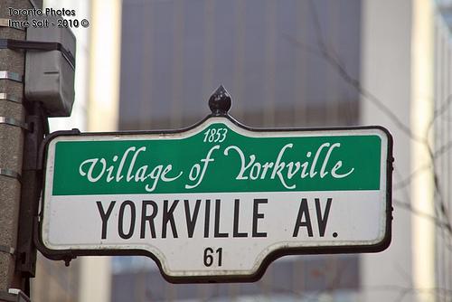 Yorkville