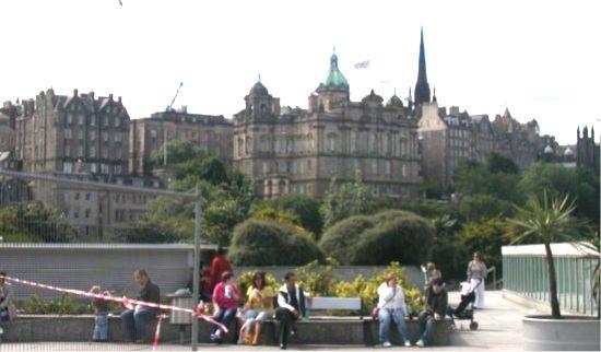 Escocia Edimburgo Turismo