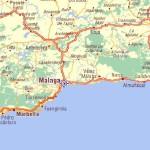 Mapa Callejero Malaga Andalucia