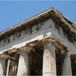 Agora - Templo de Hefesto