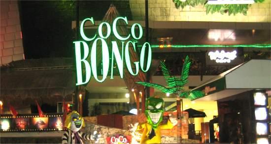A donde salir de noche de fiesta en Cancún, Vida Nocturna en Cancún