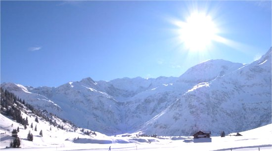 Austria esquiar Bad Gastein, Vacaciones de Invierno