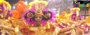 Samba en Carnaval de Rio