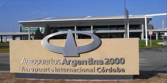 Aeropuerto Cordoba, Argentina