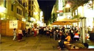 Vida Nocturna en Viena Bares Discos