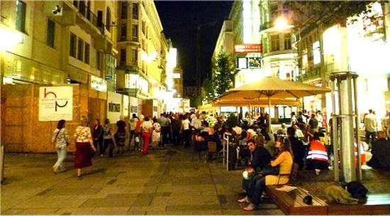 Dónde salir en Viena de noche. Viena Vida Nocturna Bares Discos
