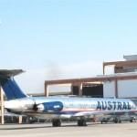 Llegadas al Aeropuerto de Mendoza, El Plumerillo