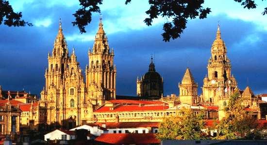 Los mejores atractivos turísticos de Santiago de Compostela