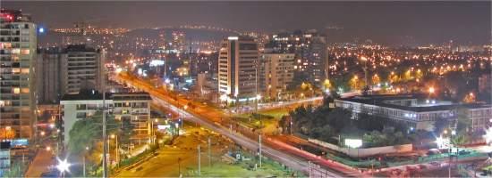 Que conocer en Santiago de Compostela  de noche