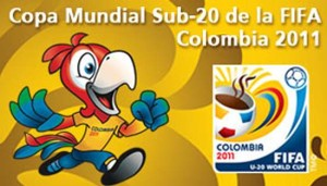 Calendario Copa Mundial Sub-20 Colombia
