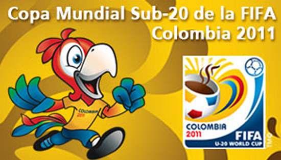 Calendario de Copa Mundial Sub 20
