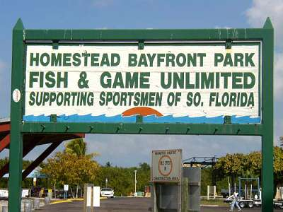 Homestead Bayfront Park, mejores playas de la Florida