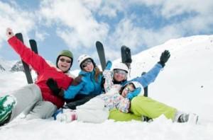 vacaciones en la nieve