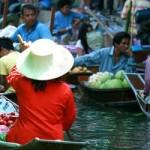Damnoen Saduak: Mercado Flotante de Tailandia