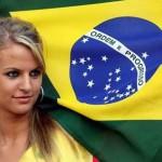 Mapa de Brasil con Atractivos Turísticos