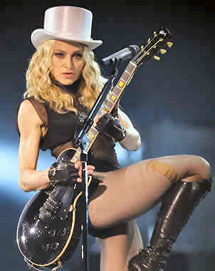 2012 World Tour de Madonna