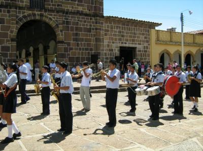 Festividad de San Isidro en Colombia