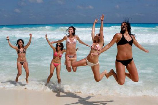 Viaje a Cancún y conozca Playa del Carmen y la Riviera Maya