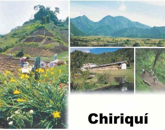 Ecoturismo en la Provincia de Chiriquí / Feria Internacional de San José