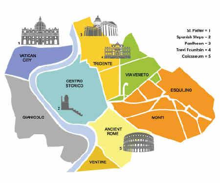 Ciudad del Cabo Mapa Turistico