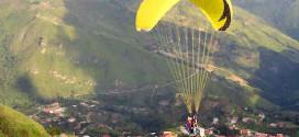 El Jarillo – Lanzarse en parapente en El Jarillo