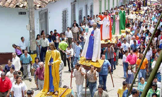 Festivos Colombia  | Fiestas religiosas en Colombia
