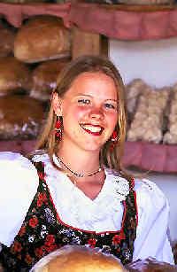mujer joven de el jarillo