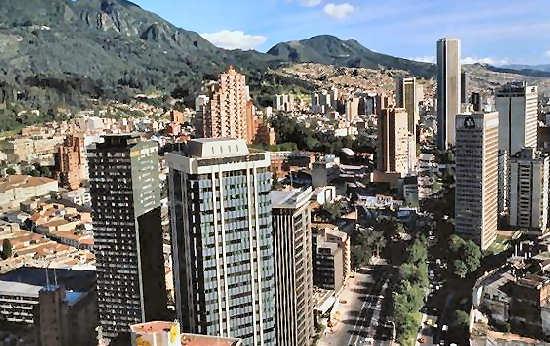 Bogota – Sitios turisticos de Bogota  – Viajar a Bogota