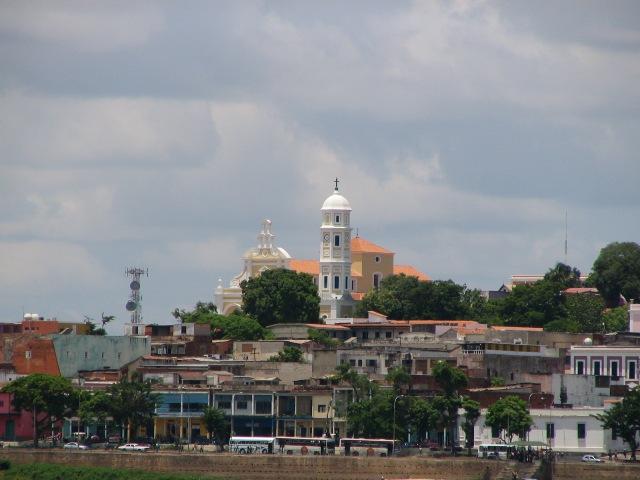 Paisaje de Ciudad Bolivar