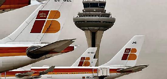Llegadas al aeropuerto de Barajas de Madrid / Información importante