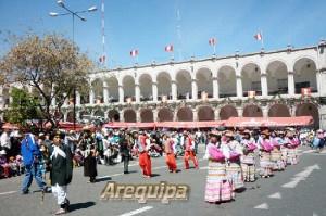 Atractivos turísticos de Arequipa