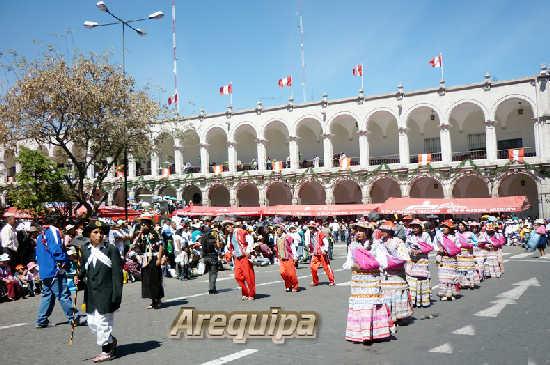 Turismo en Arequipa