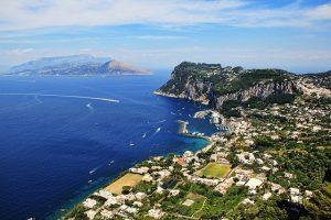Capri, Qué ver en Italia