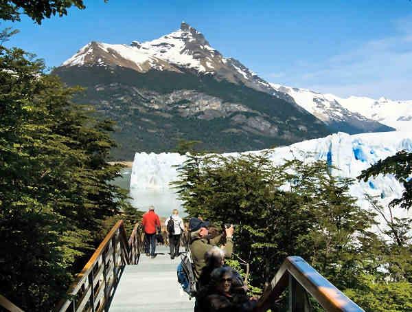El Calafate y el Parque Nacional Los Glaciares