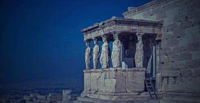 Guia para visitar la Acrópolis Erecteion