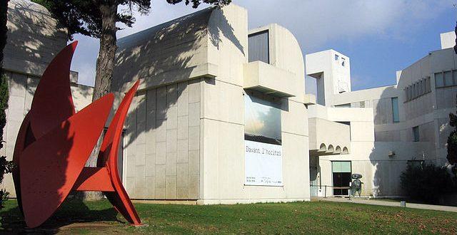 MUSEO FUNDACIÓN JOAN MIRÓ