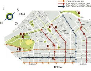 Guia de calles Lima