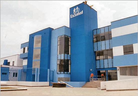 Hospitales y Centros de Salud en Lima