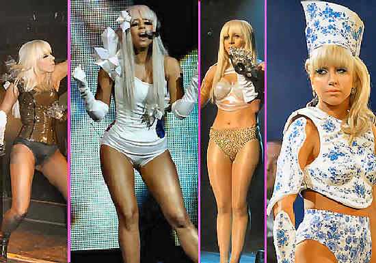 Lady Gaga Conciertos –  Gira de conciertos de Lady Gaga